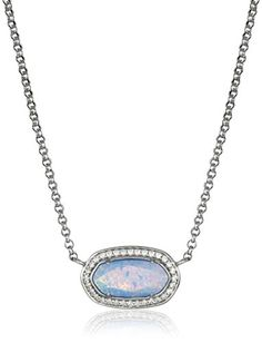 Designer Clothes, Shoes & Bags for Women Moon Jewelry, Cute Jewelry, Jewelry Accessories, Druzy Jewelry, Kendra Scott Necklace, Pendant Necklace, Pendant Jewelry, Jewelery, Fashion Jewelry
