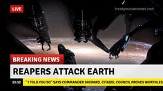 Four years since we took Earth back. Happy birthday, Mass Effect 3! #compartirvideos #happybirthday  This is accurate