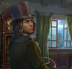 Videogame: Dark Tales  Dark Tales is a series of hidden object games created by ERS Game Studios and distributed by Big Fish Games. Based on the works of Edgar Allan Poe, the games allow you to play the role of friend and colleague to the master detective C. Auguste Dupin, and assist him as he travels throughout France solving mysteries based on Poe's works. Originally released solely for PC, most of the series is now also available for iOS devices.