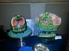 """Awesome catering """"By George"""" foodart"""