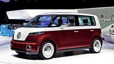 2015 vw bus | Sieht aus wie ein VW Bulli, ist aber keiner, heißt aber so © VW