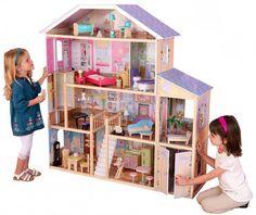 дом для куклы барби
