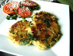 two foodies & a pup: Caramelized Onion & Mushroom Quinoa Patties