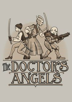 Doctor Who: The Doctor's Angels