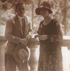 RETRATOS DE FAMILIA: Luis Vidal Corella y su esposa Celia Vidal Abad