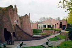 Museum voor Figuratieve Kunst antroposofische architectuur Nederland