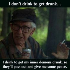 Old Man Quotes, Badass Quotes, Best Quotes, Grumpy Old Men Quotes, Awesome Quotes, Drunk Humor, Funny Jokes, Guy Humor, Mom Jokes