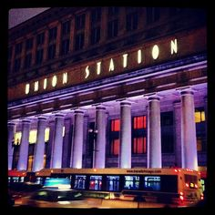 Chicago Union Station in Chicago, IL