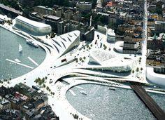 Slussen - BIG   Bjarke Ingels Group