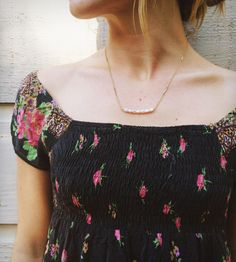 Freshwater Pearl Necklace | Jewelry Necklaces | Abbie Drue Designs | Scoutmob Shoppe | Product Detail