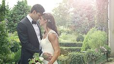 Sara & Mike | The Eolia Mansion at Harkness Park on Vimeo