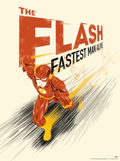'The Flash' by Doaly