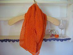 Birgitte Hansen: Mit strikketøj...