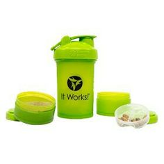 IT WORKS! BLENDER BOTTLE $ 17.00 RETAIL PRICE : $ 0.00 ONLY AVAILABLE FOR LOYAL CUSTOMERS & DISTRIBUTORS.