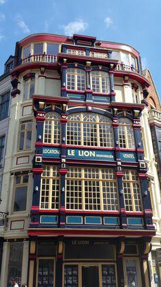 Quartier du Vieux Lille - 2014