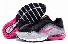 the latest 2116b f9639 Nike Air Max 180 TR Gimnasio negro   rosa   blanco http   www