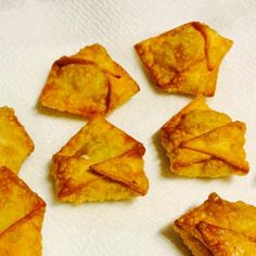 "Crab Rangoon | ""My daughter has always loved crab rangoon, and I made these as a surprise. They were a hit!"""