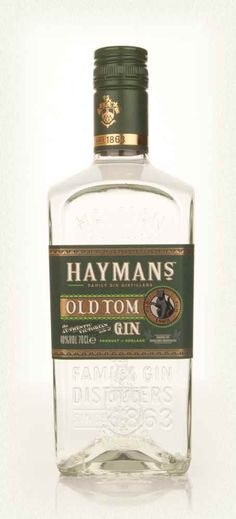 Hayman's Old Tom Gin - £22.00 a bottle - Want to try it as it is a much sweeter gin, would be interesting to make the comparison