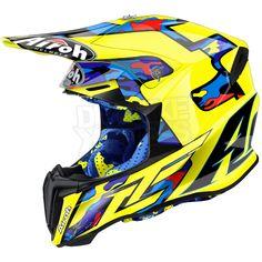 2016 Airoh Twist Helmet 222 Cairoli TC16