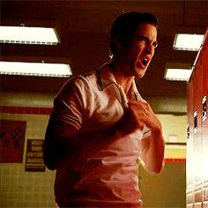Fearlessly and Forever Glee Wedding, Glee Season 3, Finn Wittrock, Rachel And Finn, Darren Criss Glee, Darry, Man Crush Everyday, Glee Cast, Chris Colfer
