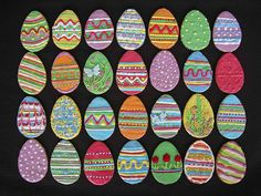 easter eggs cookies by bubolinkata, Great design ideas