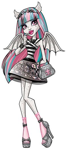 Hmmm.....yess.....sorry.....just kidding..... Rochelle Goyle - Monster High
