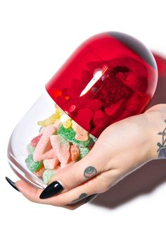 Sugar Fix Candy Capsule   Dolls Kill