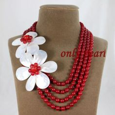 Free Shipping Jade Necklace Bridesmaid by OnlyPearl on Etsy, $32.00