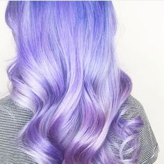 Absolute stunner by @chitabeseau for our #modernsalon #playingwithpurple color contest!! Created with @ruskhaircare color and @brazilianbondbuilder conditioner.