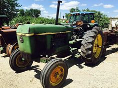 John Deere 2840 tractor salvaged for used parts. This unit is available at All States Ag Parts in Hendricks, MN. Call 877-530-6620 parts. Unit ID#: EQ-24582. The photo depicts the equipment in the condition it arrived at our salvage yard. Parts shown may or may not still be available. http://www.TractorPartsASAP.com