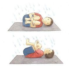Yoga for Kids: Beat the Thanksgiving Bloat with These 3 Simple Yoga Poses Kids Yoga Poses, Easy Yoga Poses, Yoga For Kids, Exercise For Kids, Kids Workout, Bridge Pose, Gentle Yoga, Yoga Moves, Kundalini Yoga