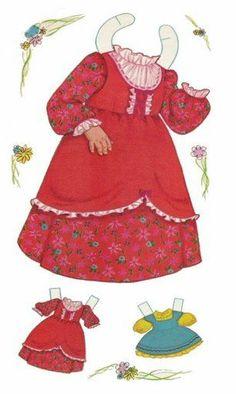 Paper Dolls Recortables - Maribel - Picasa Web Albums
