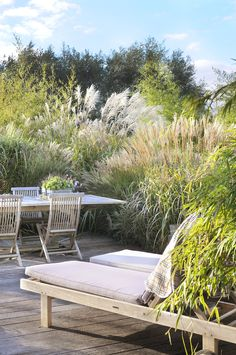 Garden Landscape Design, Garden Landscaping, Outdoor Spaces, Outdoor Living, Outdoor Decor, Garden Furniture, Outdoor Furniture Sets, Property Design, Garden Pictures