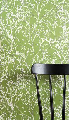 breng kleur met behang van ferm living | http://www.woonschrift.nl/breng-kleur-met-behang-van-ferm-living/