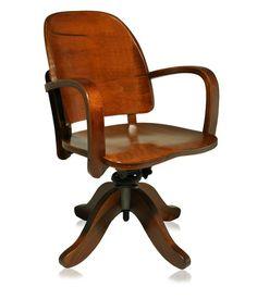 cadeira da móveis Cimo, 1940. achado na www.desmobilia.com.br