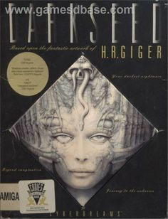 dark seed game cover | mame n a game manual download game music n a also on commodore amiga ...