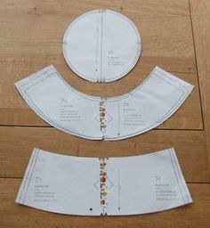 Hat Patterns To Sew, Clothing Patterns, Sewing Patterns, Toddler Sun Hat, Baby Sun Hat, Fashion Sewing, Diy Fashion, Denim Hat, Tie Crafts
