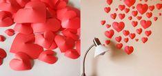 Aprende cómo hacer corazones de papel en 3D para San Valentín, una idea muy bonitay original para el día de los enamorados y puedes utilizar estos corazones para regalar o decorar tus regalitos, tu pared o en cualquier rinconcito de tu casa, son muy fáciles de hacer aquí te describo el paso a paso. Materiales Papel de color rojo (hojas de colores) Molde de corazones de preferencia de diferentes tamaños. Tijeras Lápiz Video de Cómo hacer corazones de papel en 3D SuscríbeteGRATIS a micanal…