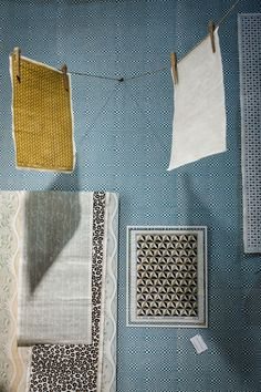 Antionette Poisson, a French wallpaper company