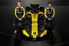 The Renault Formula 1 team has announced a partnership with Spain's top football division LaLiga