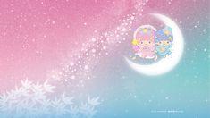 Little Twin Stars Wallpaper 2019 七月桌布 日本官方Twitter七夕版 Sanrio Wallpaper, Star Wallpaper, Little Twin Stars, Apple Watch Faces, Star Cloud, Sanrio Characters, Tea Party, Cute Pictures, Hello Kitty