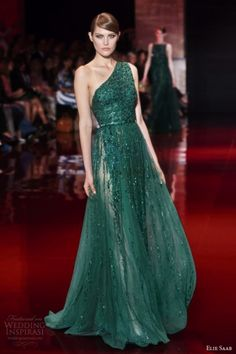 Elie Saab Fall/Winter 2013-2014 Couture