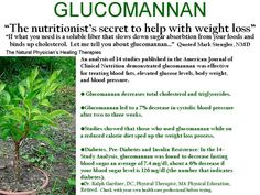 GLUCOMANNAN is one of the Key Ingredients found in Skinny Fiber. It has been clinically tested and provides Health Benefits. Skinny Fiber Flat Out Works!!! We give you a 90 Day Empty Bottle Guarantee. We have a less than a 1% return rate. Order yours today. http://way2loseweight.SkinnyFiberPlus.com/