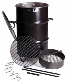 Beautiful Pit Barrel Cooker