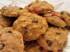 Harvest Chip Cookies