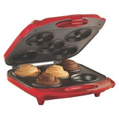 Bella Spiral Cake Maker - Red