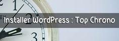 Installer WordPress - Installez WordPress rapidement avec WP Quick Install. Les personnes qui installent WordPress régulièrement le savent : c'est toujours la même rengaine ! On doit télécharger la dernière version, l'installer puis envoyer son thème, supprimer les thèmes WordPress par défaut, ensuite il faut installer les plugins dont on a besoin un à un et les activer... Bref, c'est assez rébarbatif...