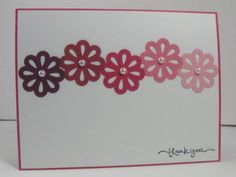 CAS Lots of Blossoms! by J_Belanger - Cards and Paper Crafts at Splitcoaststampers