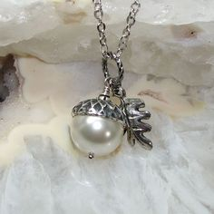 Squirrels and pearls!