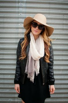Women S Fashion Trivia Questions Felt Hat Outfit, Floppy Hat Outfit, Floppy Hats, City Outfits, Outfits With Hats, Fashion Outfits, College Outfits, Fashion Boots, Smart Casual Women